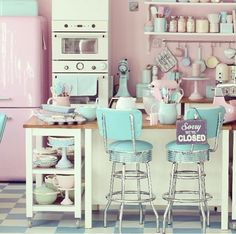 Love it! So cute. Pastels