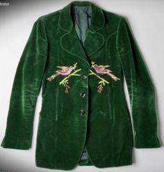 Keith Richards's Granny's jacket