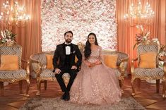 This Cross Culture Wedding Had The Most Gorgeous Couple Outfits & Bridal Jewellery To Swoon Over - Witty Vows Red Wedding Lehenga, Cute Couple Outfits, Pink Gowns, Indian Wedding Photography, Lehenga Designs, Bridal Jewellery, Bridal Portraits, Vows, Got Married