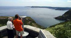 Signal Hill, St. John's Newfoundland