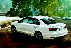 2013 Volkswagen Jetta Hybrid- I'll have this car come April 2014
