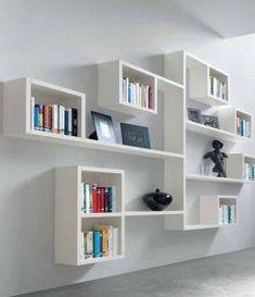12 best hanging bookshelves images shelves bookshelves wall rh pinterest com