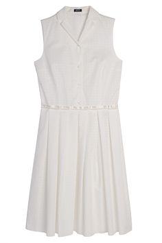 White on white #JIlSander #Stylespotlight