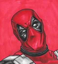 #Deadpool #Fan #Art. (Deadpool face) By: Takara45667. (THE * 5 * STÅR * ÅWARD * OF: * AW YEAH, IT'S MAJOR ÅWESOMENESS!!!™) [THANK U 4 PINNING!!!<·><]<©>ÅÅÅ+(OB4E)                    https://s-media-cache-ak0.pinimg.com/474x/a5/37/47/a53747c0c6a4c491d4a172050f2c2137.jpg