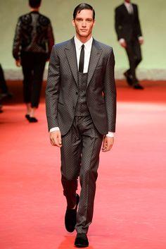 Dolce & Gabbana - Spring 2015 Menswear - Look 57 of 77
