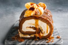 Mix, bake and whip up a frenzy with this show-stopping creation.