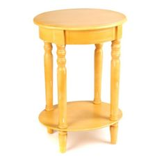 Paint that old brown table a fresh new color!