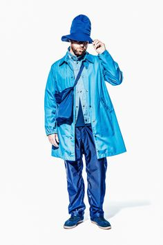 Engineered Garments: menswear spring/summer 2018