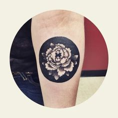 Negative space tattoos are in trend right now and are a great way to cover up an old tattoo... #negative #space #attoo #trend #ink