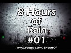 8 Hours of relaxing rain thunder. If you listen to this during sleep or meditation you will feel peaceful and calm. Great for tinnitus meditation or when you study.  Please like, subscribe and comment if you enjoyed this video. It will really help me out a lot. :)  http://www.youtube.com/subscription_center?add_user=8hoursof