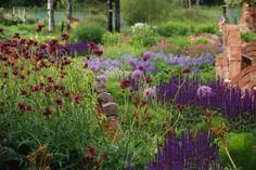 Mauern im Garten