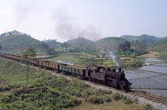 世界の蒸気機関車<ベトナム(131)>