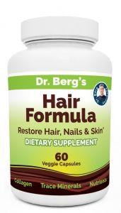 Key Nutrients that Prevent Hair Loss