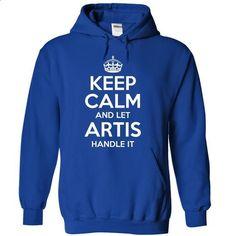 HOT-Let ARTIS Handle it 1912 - create your own shirt #custom hoodies #sweatshirt design