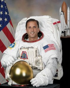 Famous Face From Orange County: NASA Astronaut Joseph M. Acaba // My Local OC