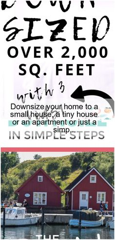 Downsize your home to a small house, a tiny house or an apartment or just a simpler lifestyle with these best selling tips on how to declutter and downsize the Swedish way. These ideas can help whether you're moving with kids or preparing for retirement #downsize #downsizing #declutter...,Downsize your home to a small house, a tiny house or an apartment or just a simp...,  #Apartment #Downsize #Home #house #simp #Small #tiny Preparing For Retirement, Declutter, Tiny House, Lifestyle, Simple, Tips, Ideas, Home, Ad Home