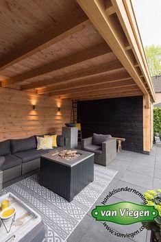 Pergola Curtains Outdoor - Backyard Pergola Attached To House - Pergola Bois Triangulaire - Outdoor Furniture Sets, Garden Buildings, Patio Design, Pergola Designs, Garden Room, Carport Designs, Pergola Plans, Modern, Outdoor Living