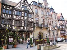 Saverne - The little town of Saverne is located 45 km west of Strasbourg,