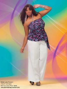 Andrea's Blog: Plus Size Fashion #2 Summer Edition 2012