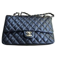 cf96de1d4d8e 22 Best Chanel jumbo caviar gold images | Chanel handbags, Beige ...