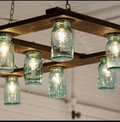 have you observed these pretty hanging mason jars for flowers or for tea lights properly they are so rather and such a wonderful low cost selection to austin mason jar pendant lamp diy
