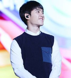 151011 - D.O. @ Asia Song Festival in Busan. © dyoplus __ #디오 #경수 #엑소 #dyo #kyungsoo #exo #exol _ He will forever be the reason why I smile. Goodnight