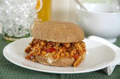 Grownup Sloppy Joe Recipe | Mezzetta