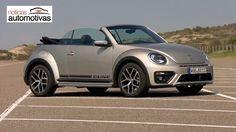 Volkswagen Beetle Dune Cabriolet - NoticiasAutomotivas.com.br