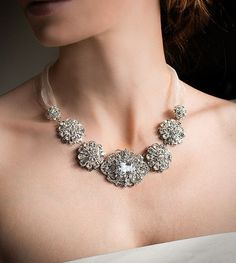 Cool 60 Wedding Necklaces Ideas For You https://weddmagz.com/60-wedding-necklaces-ideas-for-you/