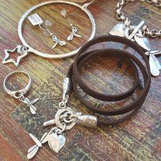 Jewelry, rings, bracelets, danon, handmade