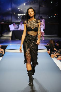 Jean Paul Gaultier Spring 2014 Collection