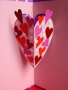 valentine's day cards crafts ideas