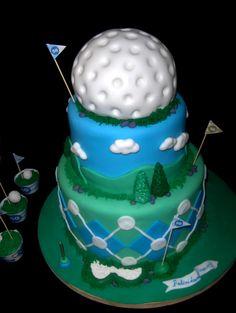 Golf Cake II