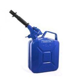 Blue 1.3 Gallon Fuel Can