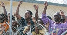[en] Riots close Italy's immigrant detention centers