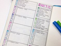 Dotted Page Notebooks for Bullet Journaling – Jenni Bick Bookbinding