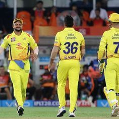 Sunrisers Hyderabad face the Chennai Super Kings in the Match 20 of IPL 2018 on Sunday April 2018 India Cricket Team, Chennai Super Kings, Best Player, Hyderabad, Ms, Centre, Facts, Yellow, Drawings