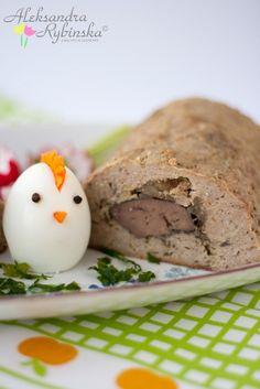 Polish Recipes, Polish Food, Polish Easter, Meatloaf, Good Food, Tasty, Homemade, Breakfast, Poland