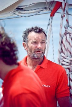 1985-86 Whitbread Round the World Race: Eric Tabarly, Skipper of Côte d'Or