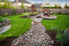 Peterson Property - traditional - Landscape - Portland - Paradise Restored Landscaping & Exterior Design