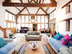 The Great Hay Barn, sleeps 12+