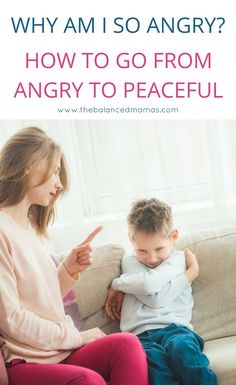Are you always yelling at your kids? Learn how to stop yelling at your kids right now. Do you want to get your kids to listen once and for all? You can learn how to be a positive parent you've always wanted to be. Being a calm mom isn't hard but it takes work. #calmmom #angrymom #positiveparenting #parentingtips #thebalancedmamas