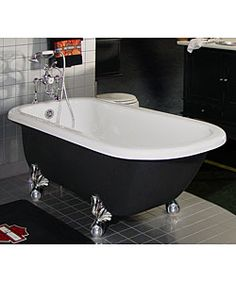 Fresh Coat of Paint: How to Paint a Clawfoot Tub