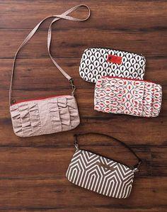 Linnea Ruffled Bag