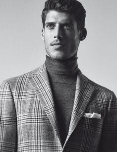 Belvest - F/W source More menswear & suits! Smart Casual Men, Best Shopping Sites, City Model, Dapper Gentleman, Mens Suits, Suit Men, Winter Fashion, Menswear, Mens Fashion