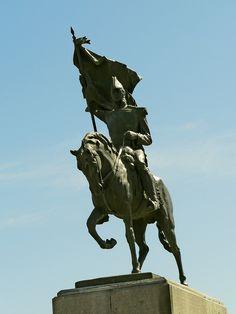 https://flic.kr/p/cUD6w9 | Luján - Monumento al general Belgrano | Monumento al general Manuel Belgrano, emplazado en la plaza que lleva su mismo nombre. Luján - Provincia de Buenos Aires - ARGENTINA: