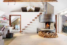 Camino protagonista #mansarda #attic