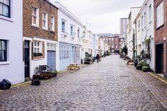 Radnor Mews, London, England.