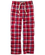 Brecon Check Flannel Pants