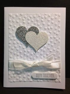 Embellished Events, And Many More, Wedding Card, Stampin' Up!, Rubber Stamping, Handmade Cards, Stamp a Stack by lenora